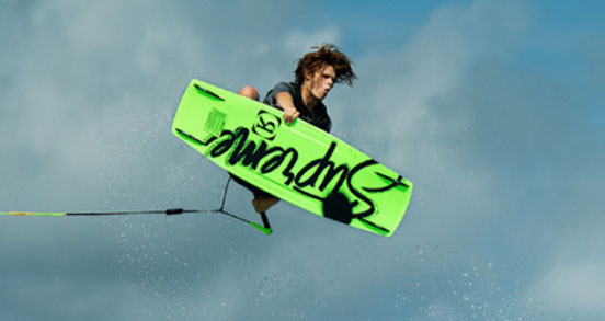 Chausse wakeboard