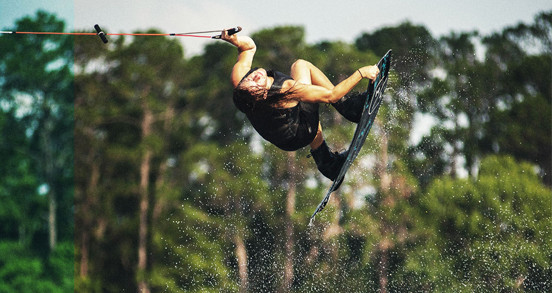 Pack wakeboard homme