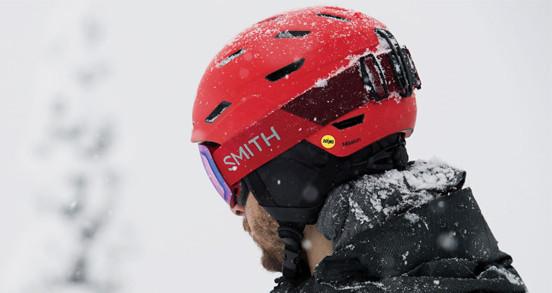 Casque ski - snowboard adulte