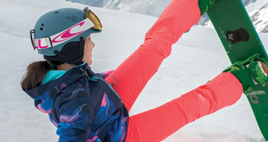 Pantalon Snowboard Femme