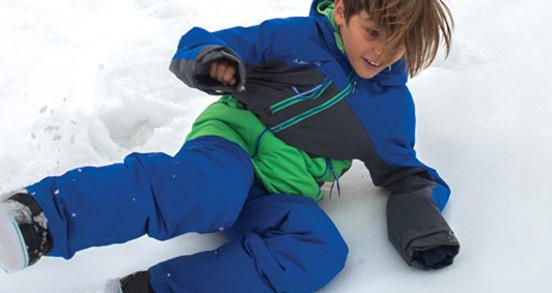 Pantalon ski - snowboard enfant