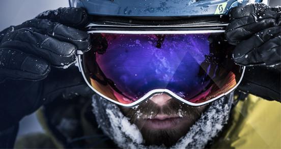 Masque ski - snowboard