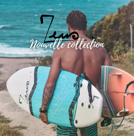 Collection Zeus Surfboards