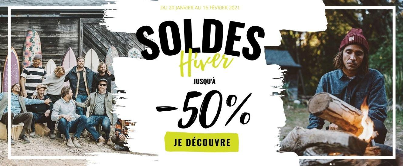 Soldes sportswear hiver 2021